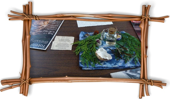 sacred object table