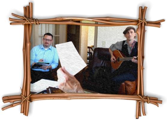 tom and jan pastel frame