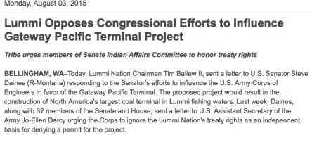 Lummi opposes press release aug 3