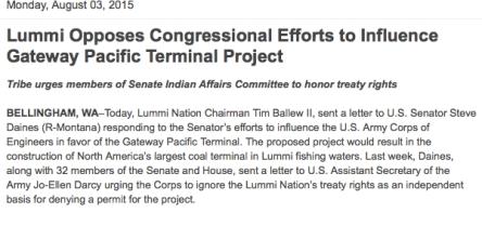 Lummi opposes press release aug 3